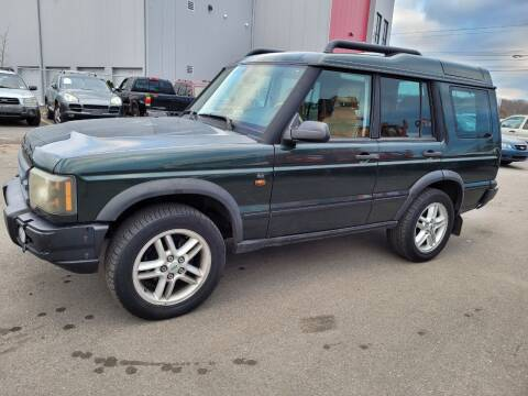 2004 Land Rover Discovery for sale at JG Motors in Worcester MA