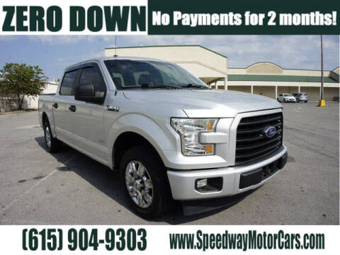 2017 Ford F-150 for sale at Speedway Motors in Murfreesboro TN