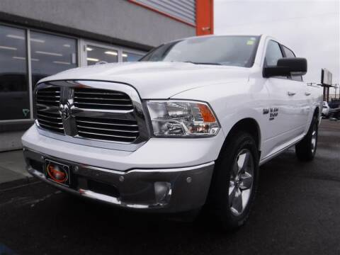 2019 RAM Ram Pickup 1500 Classic for sale at Torgerson Auto Center in Bismarck ND