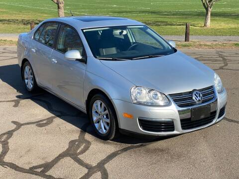 2010 Volkswagen Jetta for sale at Choice Motor Car in Plainville CT