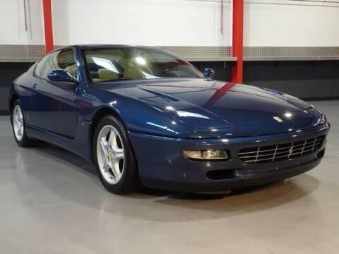 1998 Ferrari 456 GTA for sale at FALCON AUTO BROKERS LLC in Orlando FL