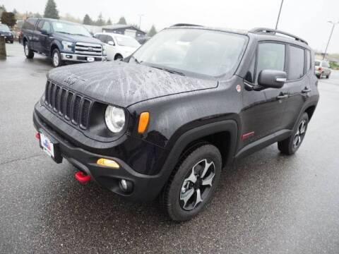 2020 Jeep Renegade for sale at Karmart in Burlington WA