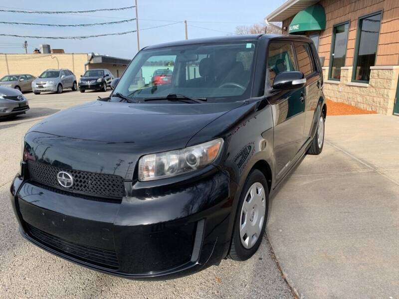2008 Scion xB for sale at Auto Solutions of Rockford in Rockford IL