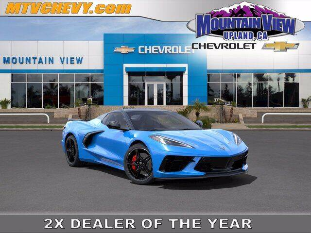 2021 Chevrolet Corvette for sale in Upland, CA