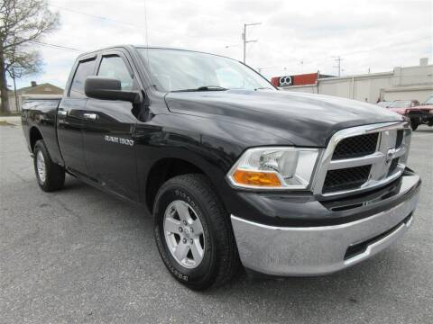 2011 RAM Ram Pickup 1500 for sale at Cam Automotive LLC in Lancaster PA