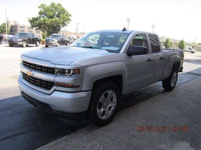 2019 Chevrolet Silverado 1500 LD for sale at Bitner Motors in Pittsburg KS