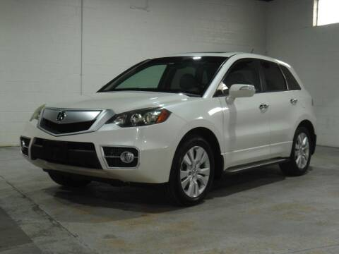 2011 Acura RDX for sale at Ohio Motor Cars in Parma OH