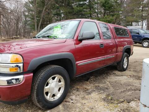 2006 GMC Sierra 1500 for sale at Northwoods Auto & Truck Sales in Machesney Park IL