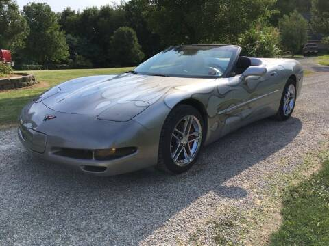 1998 Chevrolet Corvette for sale at Yoder's Auto Connection LTD in Gambier OH
