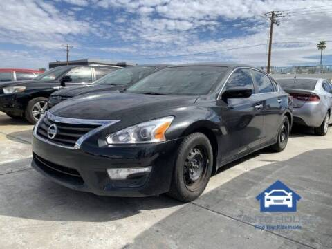 2014 Nissan Altima for sale at Autos by Jeff Tempe in Tempe AZ