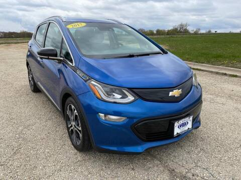 2017 Chevrolet Bolt EV for sale at Alan Browne Chevy in Genoa IL