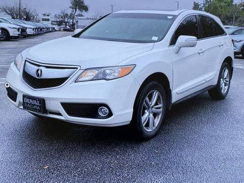 2015 Acura RDX for sale at Global Pre-Owned in Fayetteville GA