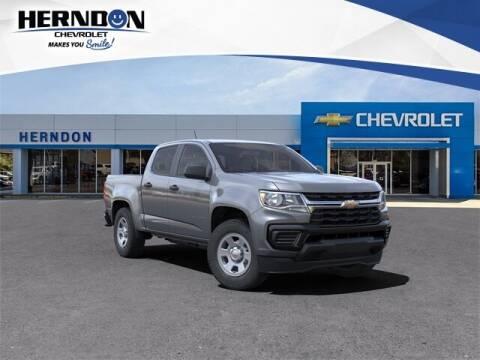 2021 Chevrolet Colorado for sale at Herndon Chevrolet in Lexington SC