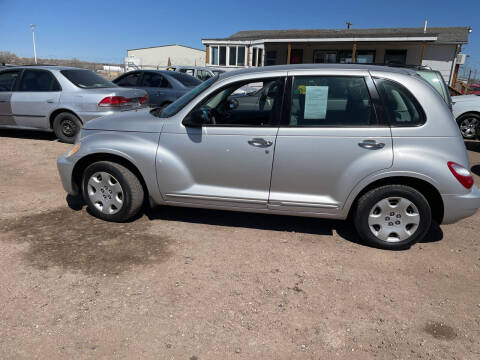 2008 Chrysler PT Cruiser for sale at PYRAMID MOTORS - Fountain Lot in Fountain CO