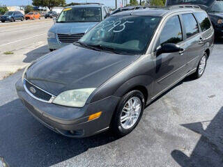 2005 Ford Focus for sale at Turnpike Motors in Pompano Beach FL