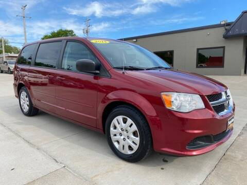 2014 Dodge Grand Caravan for sale at Tigerland Motors in Sedalia MO