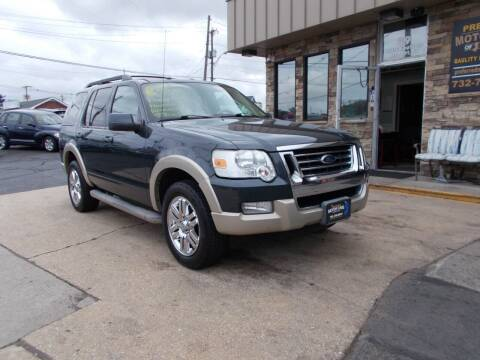 2010 Ford Explorer for sale at Preferred Motor Cars of New Jersey in Keyport NJ