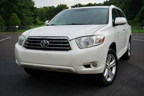 2010 Toyota Highlander for sale at Speedy Automotive in Philadelphia PA