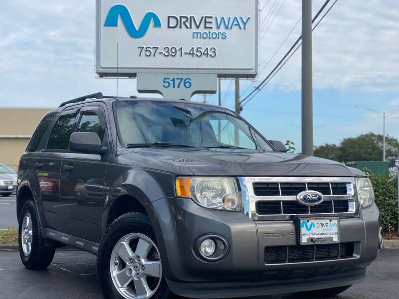 2012 Ford Escape for sale at Driveway Motors in Virginia Beach VA