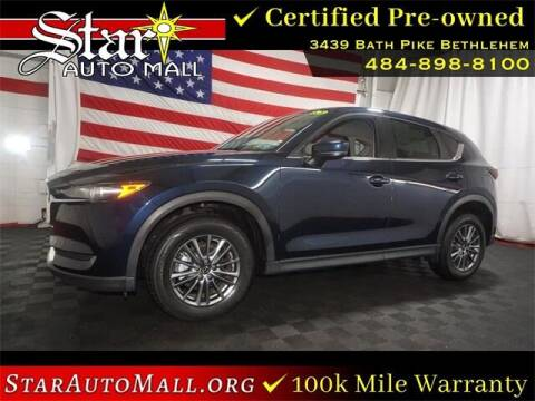 2017 Mazda CX-5 for sale at STAR AUTO MALL 512 in Bethlehem PA