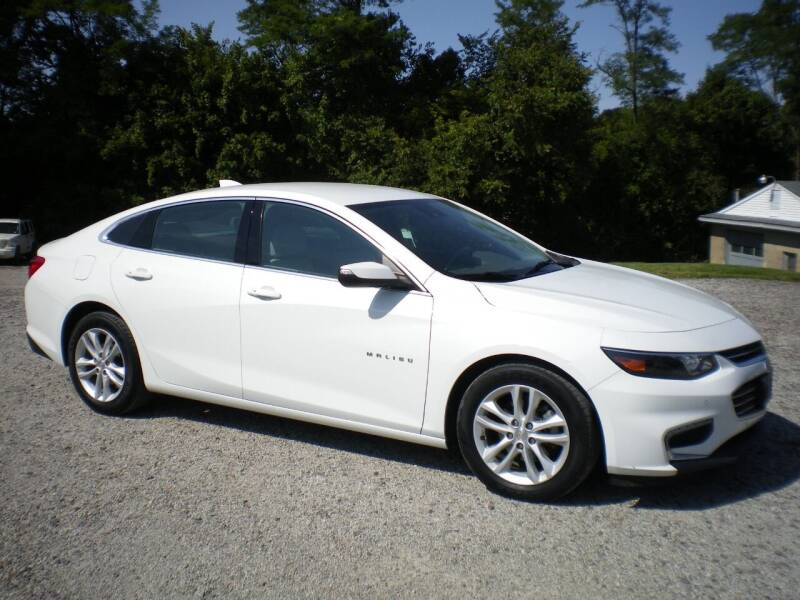 2018 Chevrolet Malibu for sale at Starrs Used Cars Inc in Barnesville OH