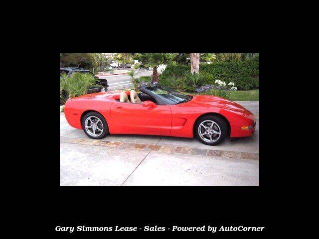 1998 Chevrolet Corvette for sale at Gary Simmons Lease - Sales in Mckenzie TN