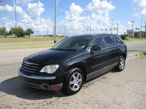2007 Chrysler Pacifica for sale at BUZZZ MOTORS in Moore OK