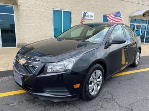 2014 Chevrolet Cruze for sale at CAR SPOT INC in Philadelphia PA