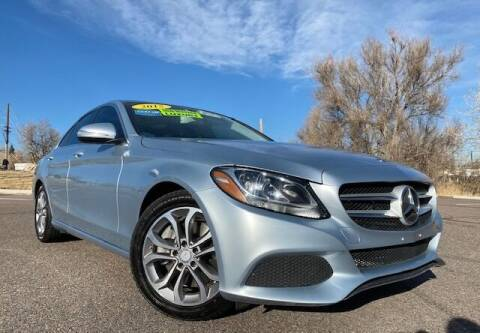 2015 Mercedes-Benz C-Class for sale at UNITED Automotive in Denver CO