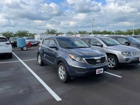 2013 Kia Sportage for sale at Karl Pre-Owned in Glidden IA