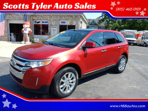 2011 Ford Edge for sale at Scotts Tyler Auto Sales in Wilmington IL