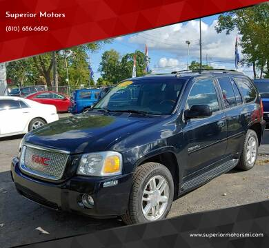 2006 GMC Envoy for sale at Superior Motors in Mount Morris MI