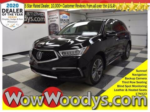 2017 Acura MDX for sale at WOODY'S AUTOMOTIVE GROUP in Chillicothe MO