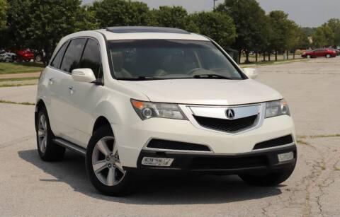 2010 Acura MDX for sale at Big O Auto LLC in Omaha NE