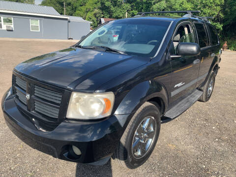 2007 Dodge Durango for sale at MISSION AUTOMOTIVE ENTERPRISES in Plant City FL