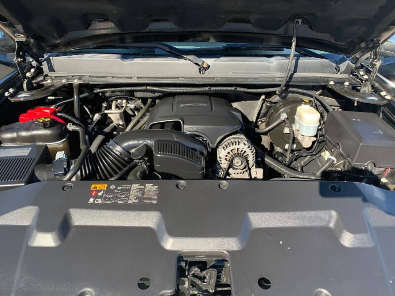 2012 Chevrolet Silverado 1500 4x2 LT 4dr Extended Cab 6.5 ft. SB - San Antonio TX