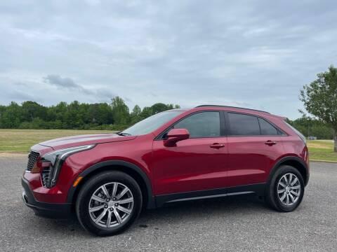 2019 Cadillac XT4 for sale at LAMB MOTORS INC in Hamilton AL
