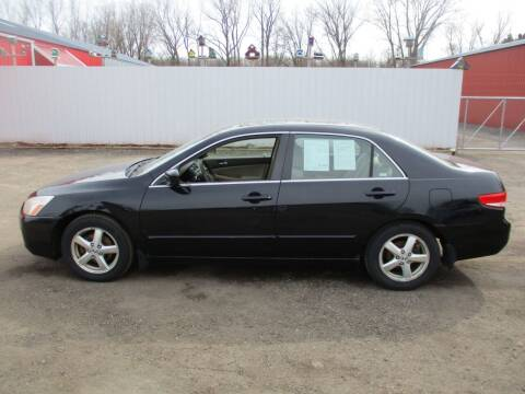 2003 Honda Accord for sale at Chaddock Auto Sales in Rochester MN