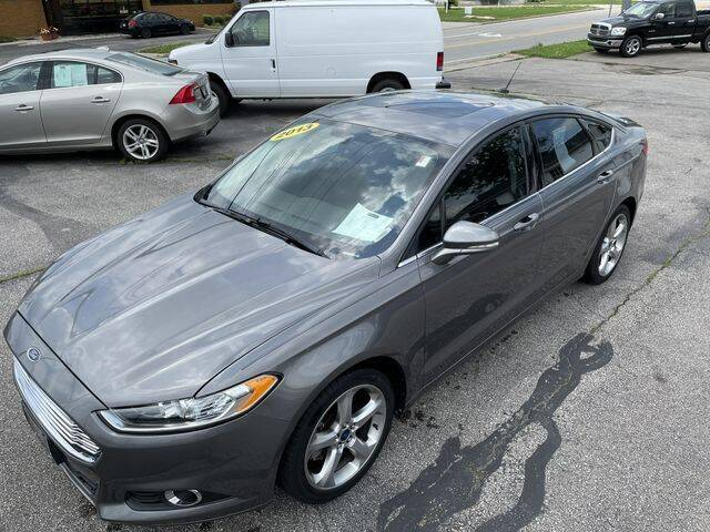 2013 Ford Fusion for sale in Milford, OH
