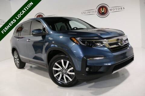 2019 Honda Pilot for sale at Unlimited Motors in Fishers IN