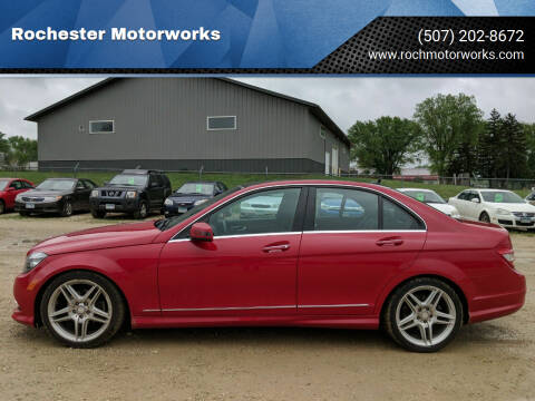 2011 Mercedes-Benz C-Class for sale at Rochester Motorworks in Rochester MN