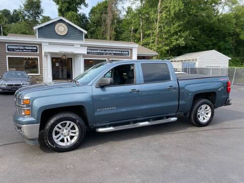 2014 Chevrolet Silverado 1500 for sale at Ocean State Auto Sales in Johnston RI