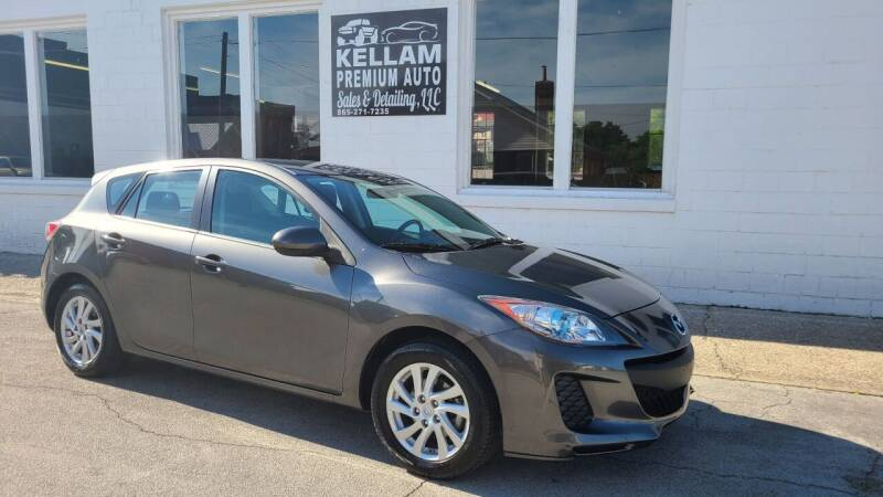 2012 Mazda MAZDA3 for sale at Kellam Premium Auto Sales & Detailing LLC in Loudon TN