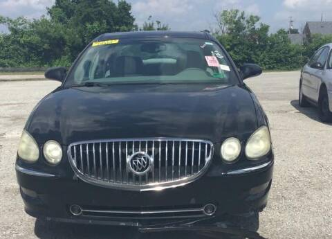 2008 Buick LaCrosse for sale at Rayyan Auto Mall in Lexington KY