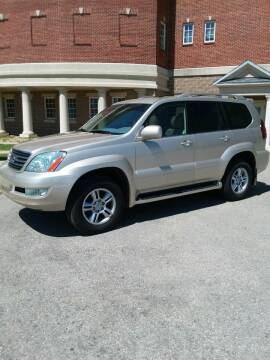 2006 Lexus GX 470 for sale at DALE GREEN MOTORS in Mountain Home AR