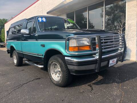 1994 Ford F-150 for sale at Budget Auto in Appleton WI