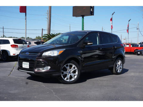 2013 Ford Escape for sale at Maroney Auto Sales in Humble TX