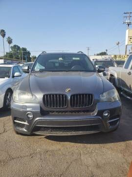 2011 BMW X5 for sale at MCHENRY AUTO SALES in Modesto CA