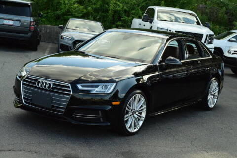 2018 Audi A4 for sale at Automall Collection in Peabody MA