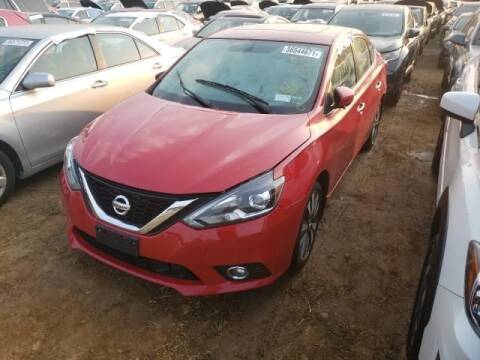 2017 Nissan Sentra for sale at MIKE'S AUTO in Orange NJ